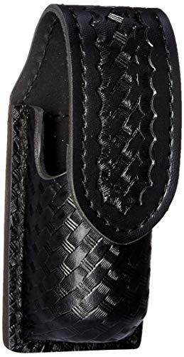 Safariland Duty Gear MK3 - Soporte para spray de pimienta (tejido de cesta), color negro