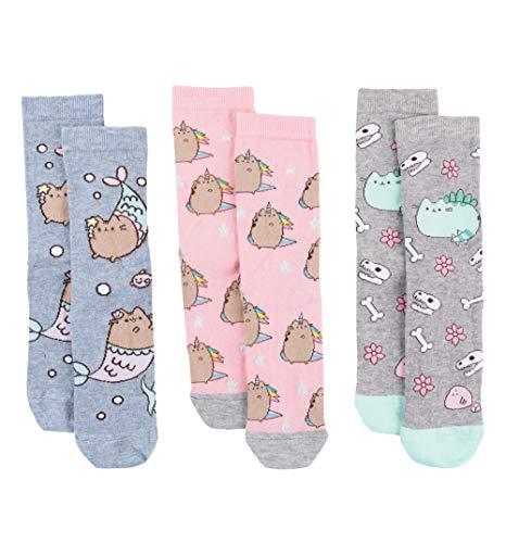Misirli 3pk Pusheen Socks