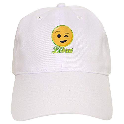 Emoji Libra Horoscope Baseball Cap