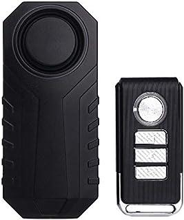 Auto Safty Warnalarmsystem KS SF22R IP55 wasserdichte drahtlose 113dB Vibration Einbrecher Sensor Warnung mit Fernbedienung for Fahrzeug/Fahrrad/Elektro Fahrrad