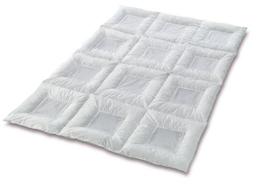 Climabalance Premium Light Zudecke, Baumwolle, Weiß, 155 x 220 cm