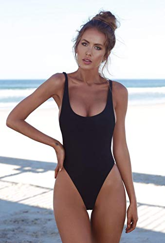 Chiffon strandkleding kwastje strandjurk bikini, effen kleur sexy bikini, backless badmode-zwart_L, badpak strandkleding lingerie