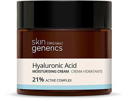 Skin Generics Ácido Hialurónico Crema Hidratante 21% 50 ml
