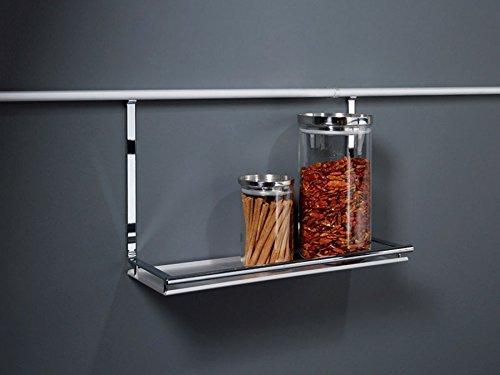 SO-TECH® Linero 2000 Universalablage für Küchenreling