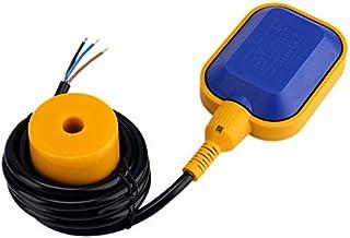Ausla Capteur de niveau Capteur de niveau deau pour interrupteur /à flotteur horizontal mont/é sur le c/ôt/é et horizontal pour le r/éservoir daquarium