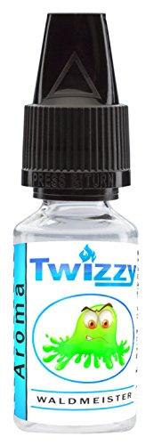 10ml Twizzy Waldmeister Aroma | Aroma für Shakes, Backen, Cocktails, Eis | Aroma für Dampf Liquid und E-Shishas | Flav Drops | Ohne Nikotin 0,0mg
