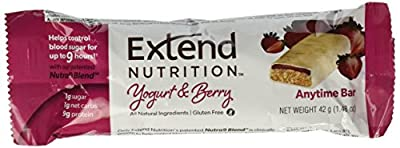 Extend Bar Yogurt and