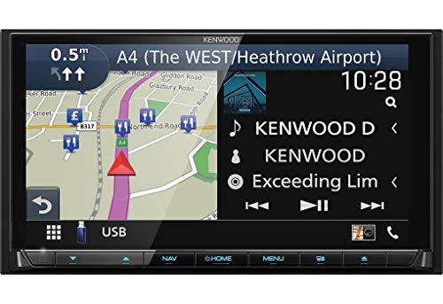 Kenwood DNX9190DSE3 Navigationssystem 17,1 cm (6.75