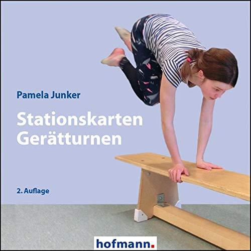 Stationskarten Gerätturnen (Arbeits- und Stationskarten)