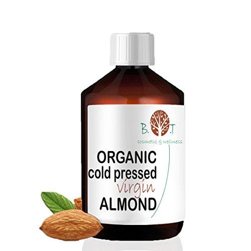 Koudgeperste zoete amandel 100% natuurlijke dragerolie ● Haargroei olie ● om de droge huid te kalmeren ● 100% natuurlijke vochtinbrengende crème van top tot teen, babyolie 100 ml