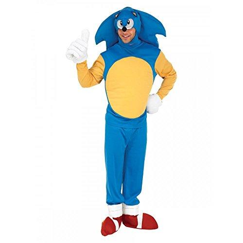 Rubie's Sonic™-Kostüm für Erwachsene - XL