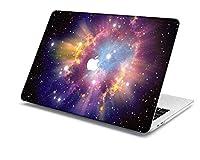 Guxiaobao MacBook Air 11インチケース、ラップトップハードケースケースはMacBook Air 11インチとのみ互換性がありますモデル:A1370/A1465(2012-2015リリース),星空 4
