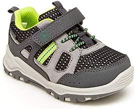 Stride Rite 360 Boy's Artin 2.0 Athletic Running Shoe, Grey, 9 Toddler