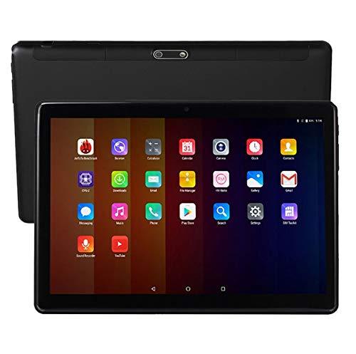 YEYOUCAI Tablet PC para Llamadas telefónicas S1 4G, 10.1 Pulgadas, 2GB + 32GB, Pantalla Curva 2.5D Android 9.0 SC9863A Octa-Core Cortex A55 1.6GHz, Soporte Dual SIM/WiFi/Bluetooth/GPS/OTG/FM