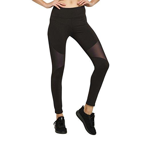 Libertepe Damen Leggings Sporthosen Stretch Hose Leicht Slim Fit Trainingshose Schnell Trockend Fitness Freizeit Sport Yoga Pilates Jeggings...