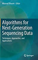 Algorithms for Next-Generation Sequencing Data: Techniques, Approaches, and Applications