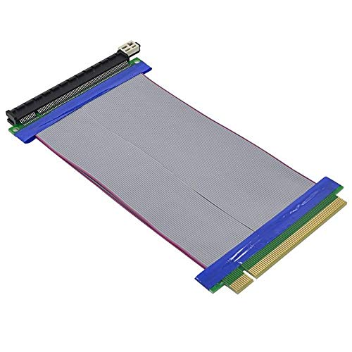 PCI-E 16X to 16X Riser Extender Card Adapter PCIe 16X PCI Express...