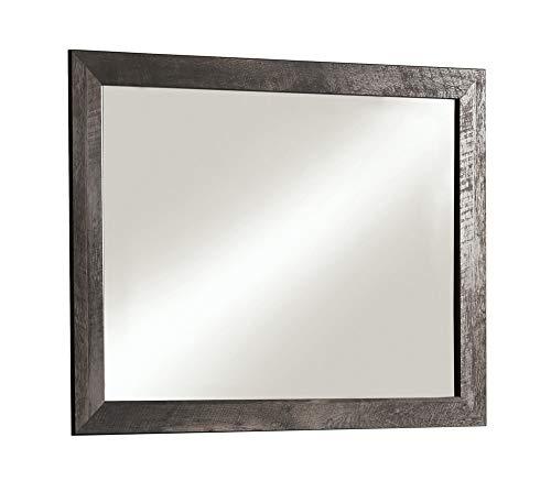 Signature Design Wynnlow Gray Wood Frame Dresser Mirror by Ashley