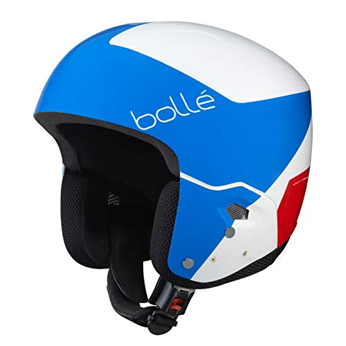 Bollé Unisex– Erwachsene Medalist Skihelme Blue 55-56 cm