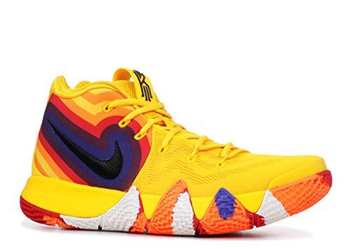 Nike Kyrie 4, Scarpe da Fitness Uomo, Multicolore (AmarilloBlackSail 700), 46 EU