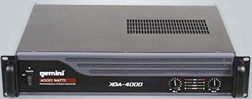 Gemini XGA-4000 Amplificatore di potenza professionale, 4000W