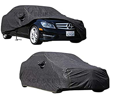 XtremeCoverPro 100% Breathable Car Cover for Select Mercedes CLA Class CLA 250 CLA 45 Sedan 2014 2015 2016