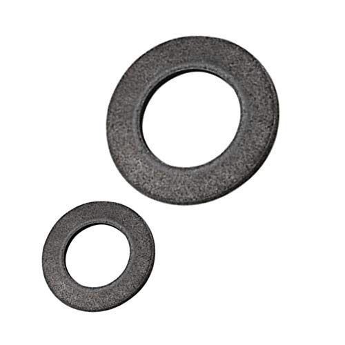 Yudesun Schrauben Unterlegscheiben - Kohlenstoffstahl Metall Unterlegscheiben Distanzscheiben Meson Maschine Befestigungselemente Komponenten M6-M36