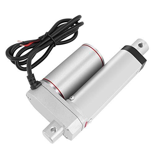 Actuador lineal, Actuador lineal 24 V Actuador lineal 24 V, Soporte de montaje para el hogar