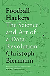 best football analytics books - the science and art of data revolution