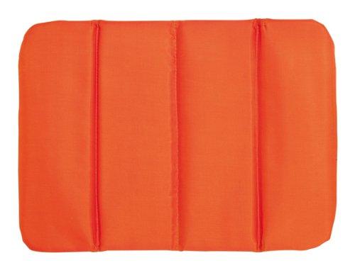 TOPICO Sitzkissen Place Cojín de Asiento, Unisex Adulto, Naranja, 34 x 26 cm