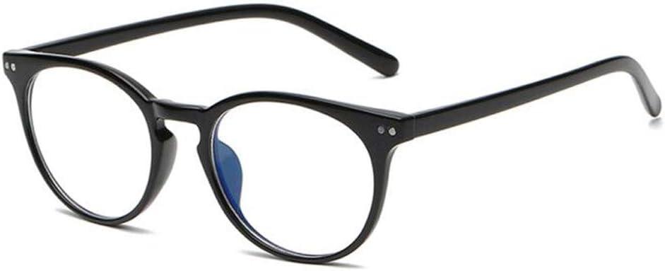 KECHIO Round Blue Light Blocking Glasses Vintage for Women Men Approved Anti Blue Ray Computer TV Reading Cut UV400 Eye Glasses