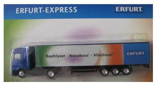 Erfurter Nr. - Rauhfaser, Novaboss & Vliesfaser - MB Actros - Sattelzug