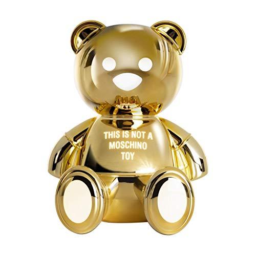 Toy Lampada da tavolo oro, 25 x 30 x 24 cm, 1 x LED E14 5 V, 1,2 W, 2700 K