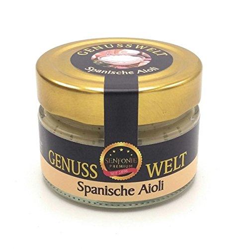 Altenburger Spanische AIOLI --- 95g --- Glas
