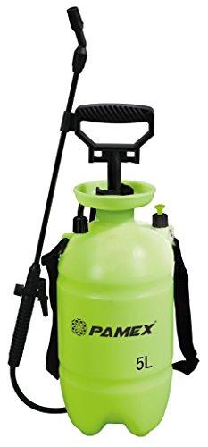 PAMEX Botella 5 litros Pulverizar Sulfatar Bomba Presión