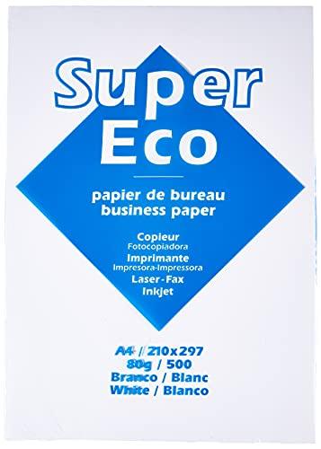 Hamelin - Risma di carta A4, 500 fogli, 80 g, colore: Bianco