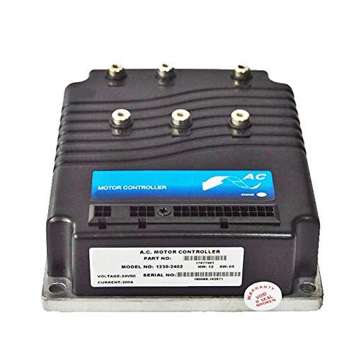 200A Ac 1230-2402 Control de Motor 24V Ajustes para Transpaletas Eléctricas Curti...