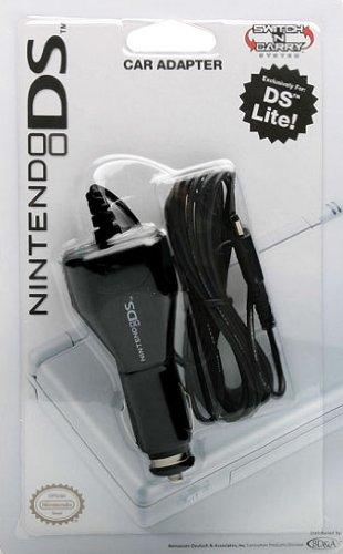 BD&A NDS Lite Car Adapter [Importación italiana]