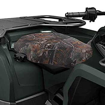 kemimoto ATV Seat Covers Waterproof Compatible with Sportsman Rancher Foreman Scrambler Kodiak Most ATV