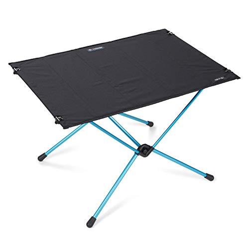 Helinox Table One Hardtop Large   Die zusätzliche Stabilität Einer harten Oberfläche Macht diesen ausgesprochen gut verstaubaren Reisetisch außergewöhnlich vielseitig (Black)