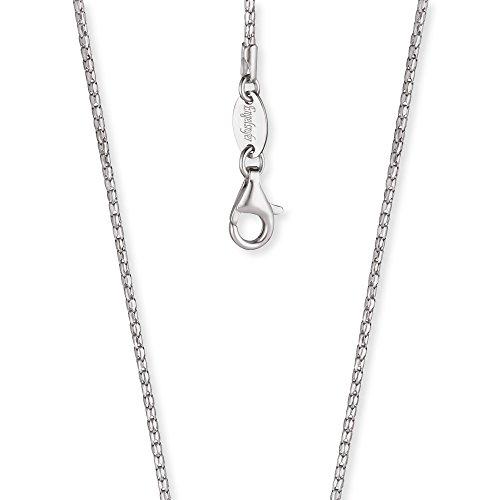 Engelsrufer Damen Koreanerkette 925er-Sterlingsilber rhodiniert Länge 50 cm