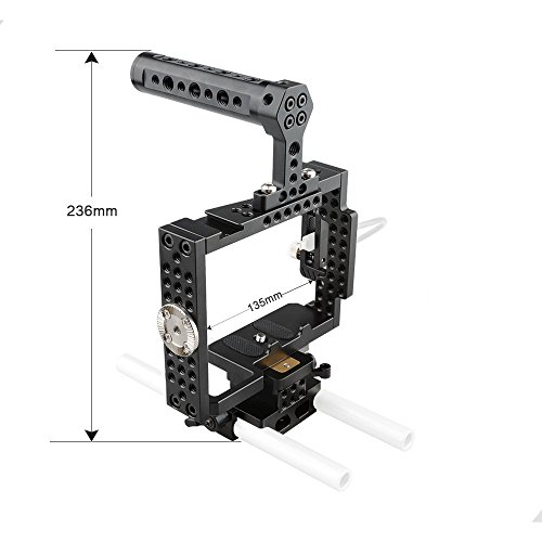 CAMVATE Camera Cage for a7R/a7RII