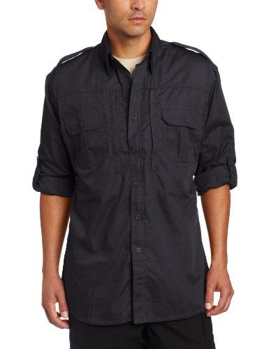 Propper Einsatzlangarmhemd für Herren, lang - Dunkelgrau, Large