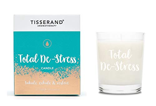 Tisserand Aromatherapy - Total De-Stress Candle