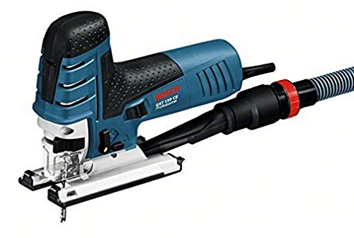 Bosch GST 150 CE - Sierra de Calar, 780W, Máximo 3100 Cpm, Corte 150 mm,Empuñadura recta, en L-BOXX