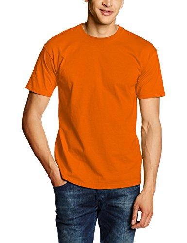 Fruit of the Loom SS028M Camiseta, Naranja (Orange), XX-Large para Hombre