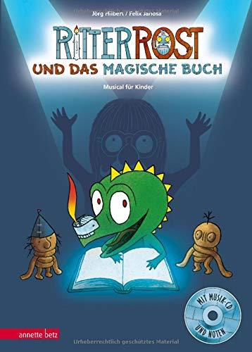 Ritter Rost 19: Ritter Rost und das magische Buch