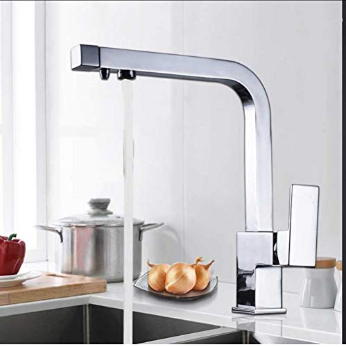Waterkraan water reinigen keukenkraan drinkwaterkraan keukenfilterkranen mengkraan leidingwater dek monteren gereinigde waterkraan