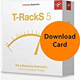 IK Multimedia T-RackS 5 for Windows and Mac - All-in-One Mastering Software (Download Card)
