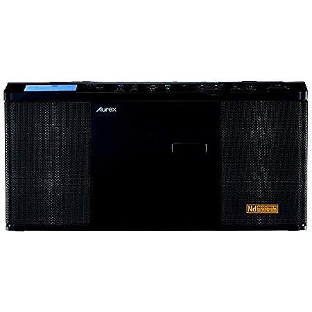東芝 Bluetooth送受信機能付SD/USB/CDラジオTOSHIBA Aurex TY-ANX1